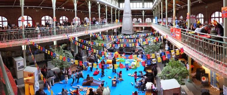 Lecozycorner-HalleSaintGery-Bruxelles
